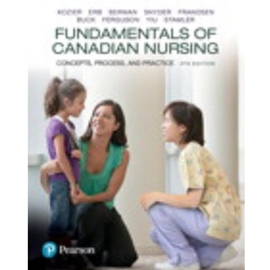 ++ PKG: FUNDAMENTALS OF CANADIAN NURSING 4/E W/ MYNURSING LAB + ETEXT AC