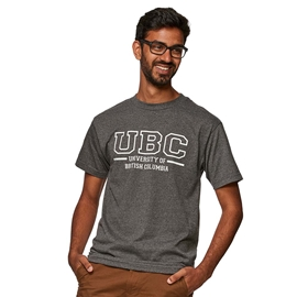 T-Shirt - UBC Basic Grey