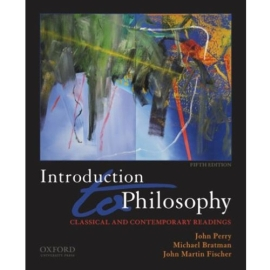@@ OLD EDN 50% OFF - INTRODUCTION TO PHILOSOPHY 5TH EDN - CLASSICAL & CONTEMPORARY READINGS