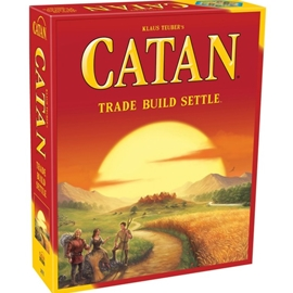 Board game - Settlers of Catan
