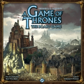 Board game - Game of Thrones