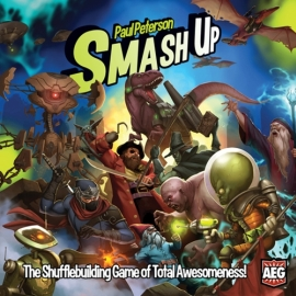 Board game - Smash Up