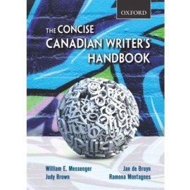 OLD EDN 50 % OFF - CONCISE CANADIAN WRITER'S HANDBOOK