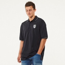 Polo shirt - UBC crested assorted colours