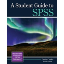 PKG STUDENT GUIDE TO SPSS W/ DOWNLOAD CARD