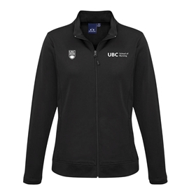 Jacket -women's 100% polyester sports fleece Nursing