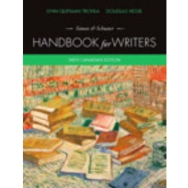 ++ PKG SIMON & SCHUSTER HANDBOOK FOR WRITERS 6/CDN ED + MYWRITINGLAB