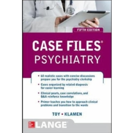 CASE FILES PSYCHIATRY 5ED