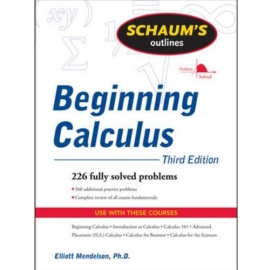 Beginning Calculus