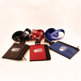LANYARD - Zip ID Holder UBC