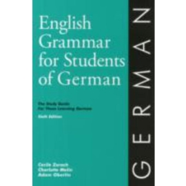 English Grammar for Students of German, 6th Edition