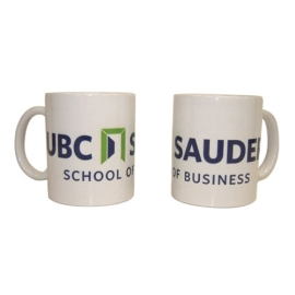 Mug - Sauder ceramic 'c handle' - 11oz