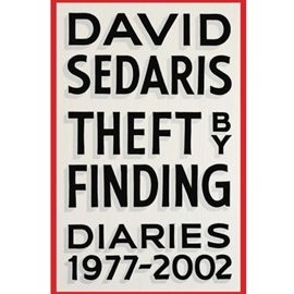 THEFT BY FINDING : DIARIES 1977-2016