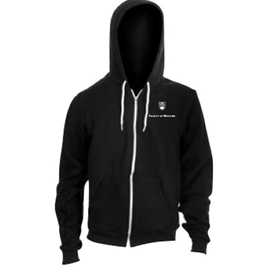 FOM Zip-Up Hoodie - Personalized American Apparel Fleece