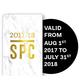 STUDENT PRICE CARD 2017-2018