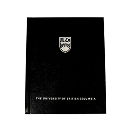 UBC SIGNATURE COLLECTION COMPOSITION NOTEBOOK