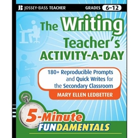 The Writing Teacher's Activity-a-Day