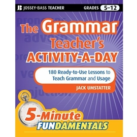 The Grammar Teacher's Activity-a-Day