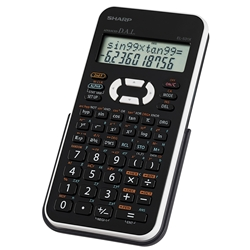 Calculator - Sharp EL-531XBWH scientific calculator