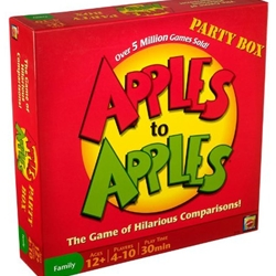 Board game - Apples to Apples