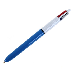 Pen - Bic 4 Colour Retractable Pen