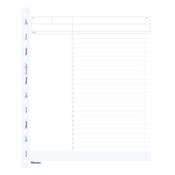 Organizer - MiracleBind project planning 50-sheet refill