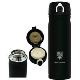 FOM Bottle Thermos - 16 oz Flip Top Vacuum Thermos