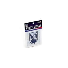 Decal - UBC Crest on Holographic 3x3