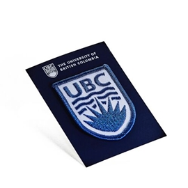 PATCH - UBC Embroidered Iron On