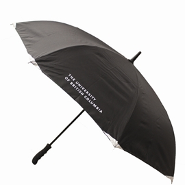 UMBRELLA - UBC Invertible Umbrella Black