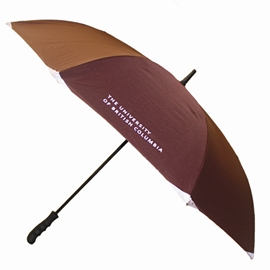 UMBRELLA - UBC Invertible Umbrella Maroon