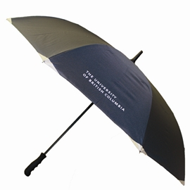 UMBRELLA - UBC Invertible Umbrella Navy
