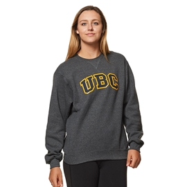 Sweatshirt - Crewneck - UBC Basic Charcoal
