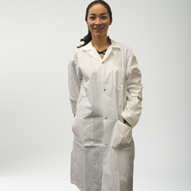 Lab Coat - Long, UBC Science Department Approved