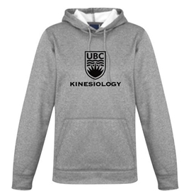 KUS <font color = &quot;red&quot;> Personalized </font> BizHype Women's Drytech Pullover Hoodie Grey