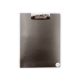 Clipboard - Sauder Recycled Lever Clip Charcoal