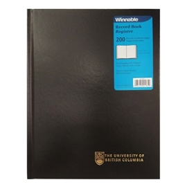 Notebook - UBC Record Book