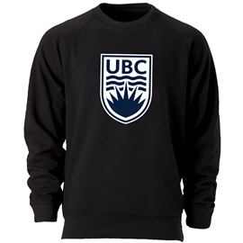 Sweatshirt - UBC Benchmark Crewneck Black