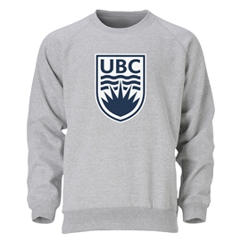 Sweatshirt - UBC Benchmark Crewneck Oxford Grey