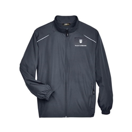 FOM Jacket - Men's 3-Layer Knit Tech Shell Carbon