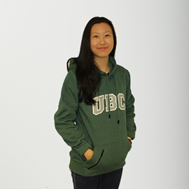 Hoodie - Seasonal Premium Russell Hood Green Heather
