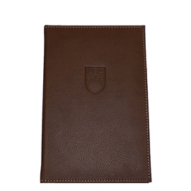 Journal - UBC Executive Stitched Brown