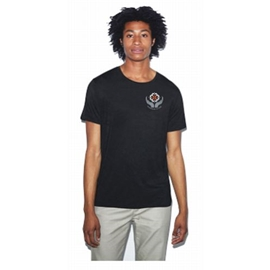 Midwifery T-Shirt - Men's American Apparel Short Sleeve Black