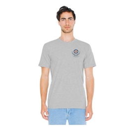 Midwifery T-Shirt - Men's American Apparel Short Sleeve Heather Grey