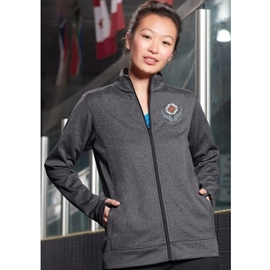 Midwifery Jacket - Women's Hype Full-Zip Jacket Charcoal Marle