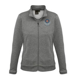 Midwifery Jacket - Women'S Hype Full-Zip Jacket Sport Grey