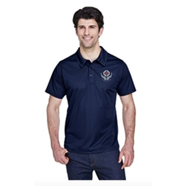Midwifery Polo - Men's Command Snag Protection Navy