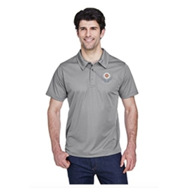 Midwifery Polo - Men's Command Snag Protection Graphite