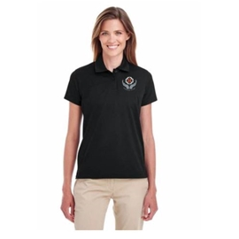 Midwifery Polo - Women's Command Snag Protection Black