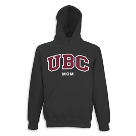Hoodie - Customizable Family UBC Twill Hood - Charcoal